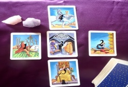 Free Tarot Reading Online Past Present Future