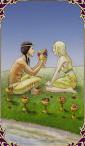Six of Cups and Its Meaning