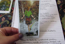Card Meaning of the Wanderer